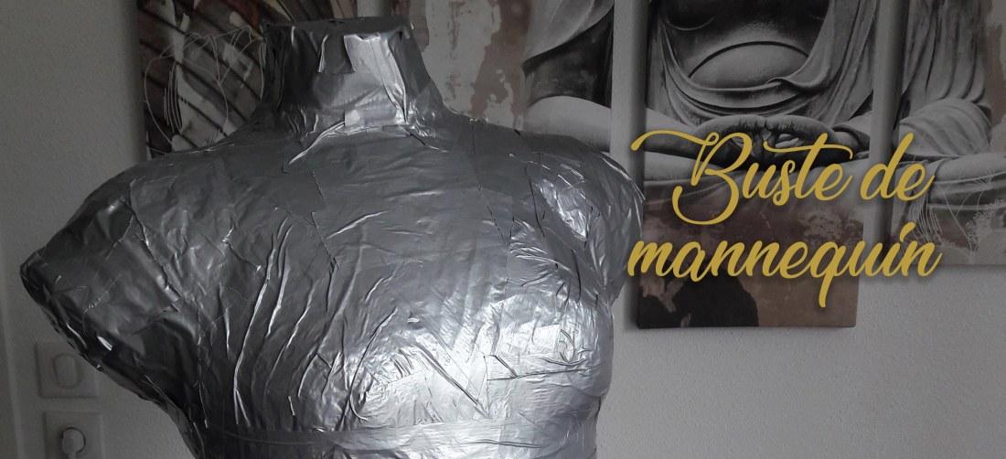 tuto buste mannequin diy